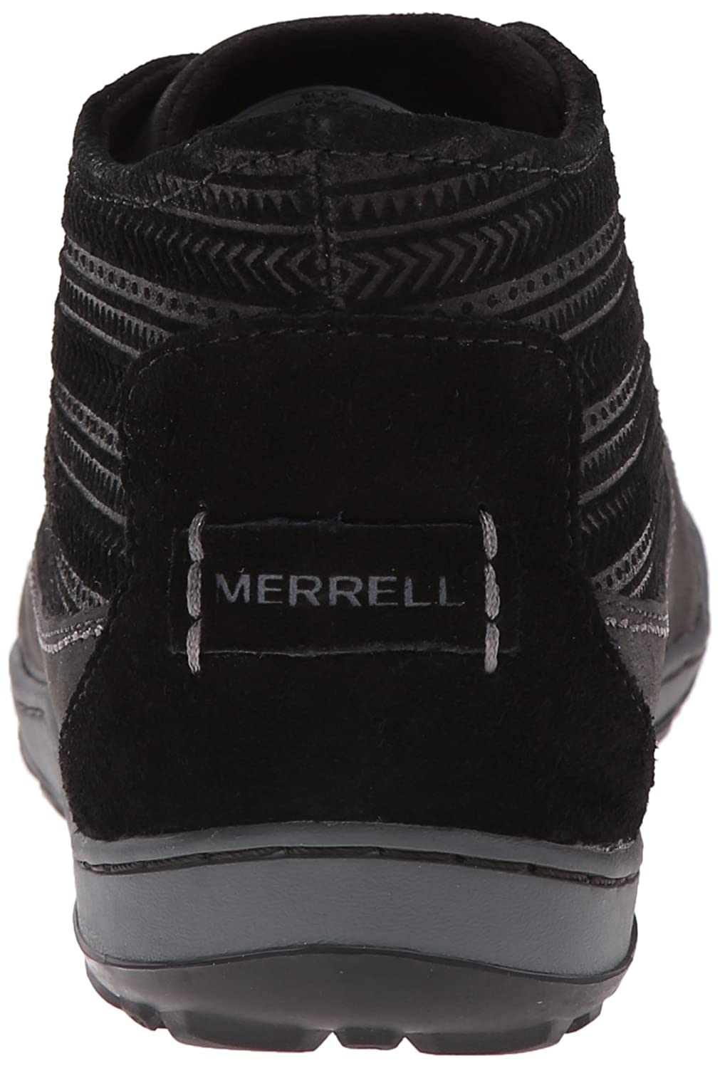 Merrell Boot Women's Ashland Chukka Boot Merrell B00RDQJ8IE 7 B(M) US|Black 987934