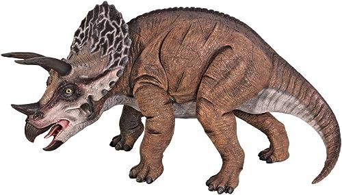 Design Toscano Triceratops Scaled Dinosaur Statue