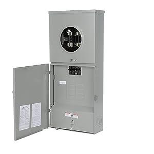 Siemens MC0816B1200RCT Speed fax Load Center, 120/240 Vac, 200 A, Mbk200 Main Breaker