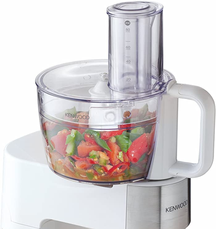 Kenwood KM 266 - Batidora 900W, color plata: Amazon.es: Hogar