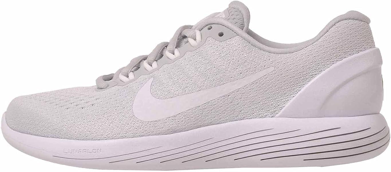 Nike Lunarglide 9 Pure Platinum/White