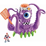 Fisher-Price - Alieno con tentacoli