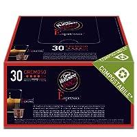 Caffe' Vergnano 1882 Èspresso 1882 Cremoso - 8 confezioni da 30 capsule compatibili Nespresso (tot 240 capsule)