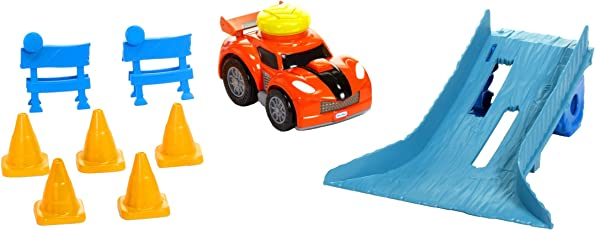 Little Tikes 646973 Slammin' Racers Stunt Jump, Multicolor