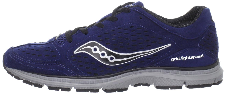 Saucony Men's Grid Lightspeed Running Shoe,NavyGrey,8 M US