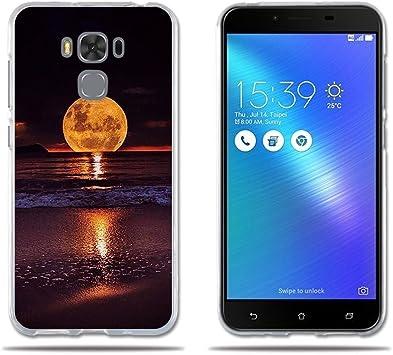FUBAODA,Funda para ASUS Zenfone 3 MAX ZC553KL(5.5