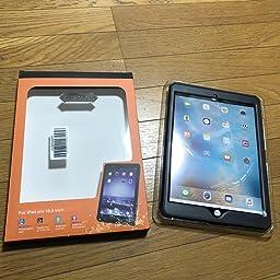 Amazon Deepsonic Ipad Pro10 5 防水ケース タブレットケース 耐衝撃 Ip68防水規格 耐衝撃 全面保護アイパッドカバー スタンド機能 ストラップ付き アウトドア プール 黒 透明 Deepsonic タブレットケース 通販