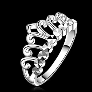 Slyq Jewelry Ring Silver Plated Ring Silver fashion jewelry Ring fashion Ring /GXONZGXI ZTTQAUGHR586
