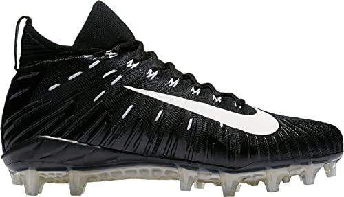Nike - Nike Alpha Menace Elite Botas de fútbol Americano - 44.5  Amazon.es   Zapatos y complementos 283b014ee8f