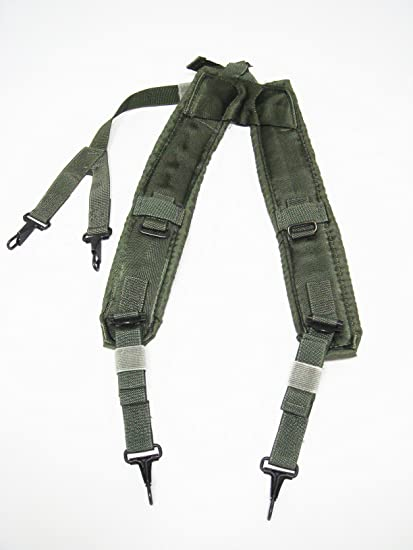 09613f30aa65e US Military Official Army Combat Load Bearing Suspenders LC-2