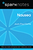 Nausea (SparkNotes Literature Guide) (SparkNotes Literature Guide Series)