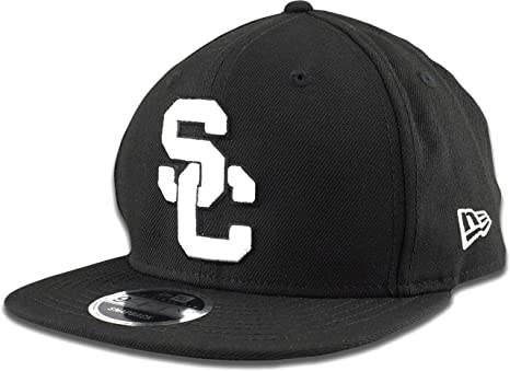 sports shoes 22e97 10a9a Image Unavailable. Image not available for. Color  New Era USC Trojans Hat  NCAA ...