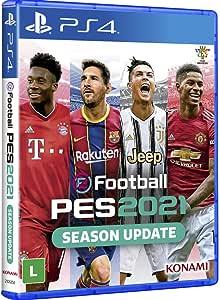 eFootball PES 2021 - PlayStation 4