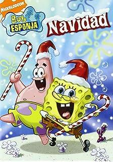 Bob Esponja Juegos Submarinos DVD Amazones Personajes