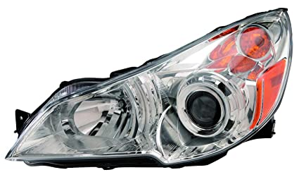 2012 legacy headlight bulb