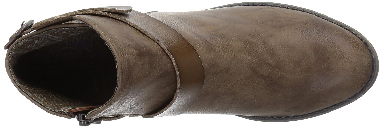 Blowfish Women's 10 Adah Ankle Bootie B06Y5KRZMY 10 Women's B(M) US Taupe Lonestar Pu 708706