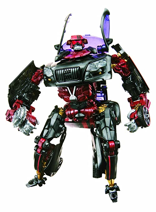 Amazon Com Transformers Deluxe Dead End Toys Games