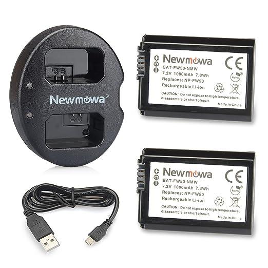 58 opinioni per Newmowa FW50 Batteria (confezione da 2)