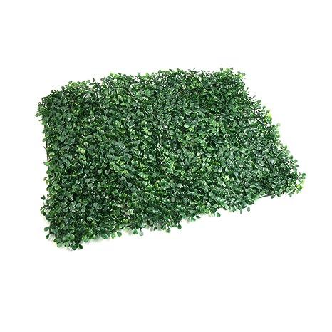 sourcingmap Plástico Verde del Prado del Césped Peces De Acuario Tanque Paisaje Acuático Decoración Adorno De