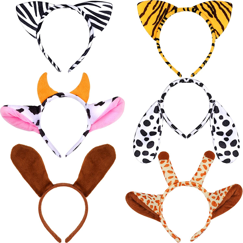 Animal Ear Headbands