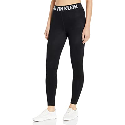 Calvin Klein Women's Modern Cotton Logo Legging at Women's Clothing store