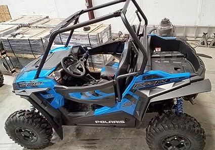 RokBlokz Mud Flaps for Polaris RZR S 900 - S4 900 - S 1000 - Multiple
