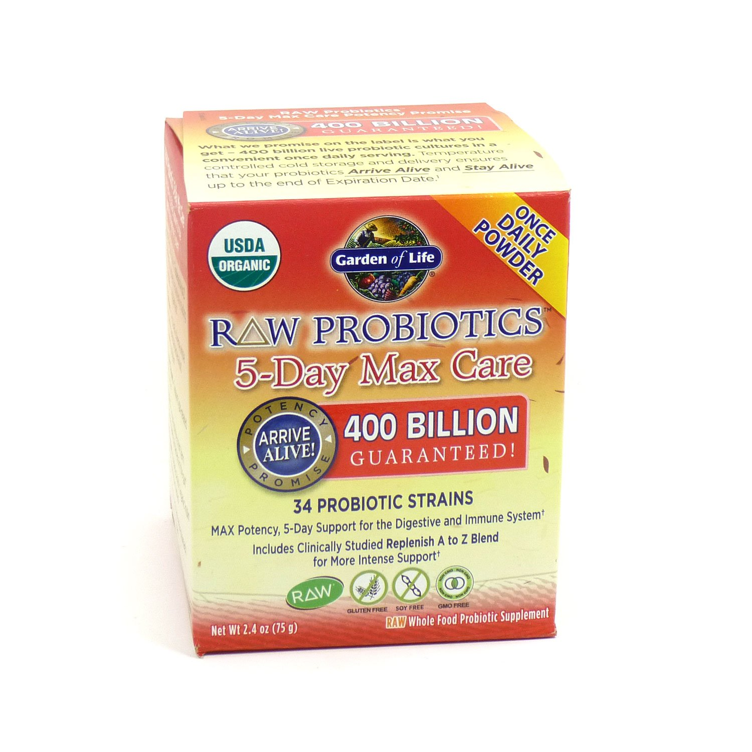 raw health of veggie care life ultimate dp flora pack capsules amazon garden com personal probiotics cleanse