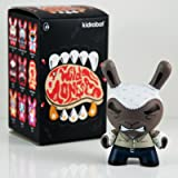 PANDA WILD ONES DUNNY VINYL TOY MINI FIGURE KIDROBOT OPEN BLIND BOX