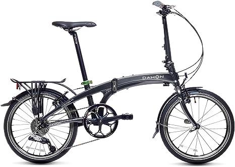 Dahon Vigor D9 Bicicleta Plegable, Unisex Adulto, Negro (inkgot ...