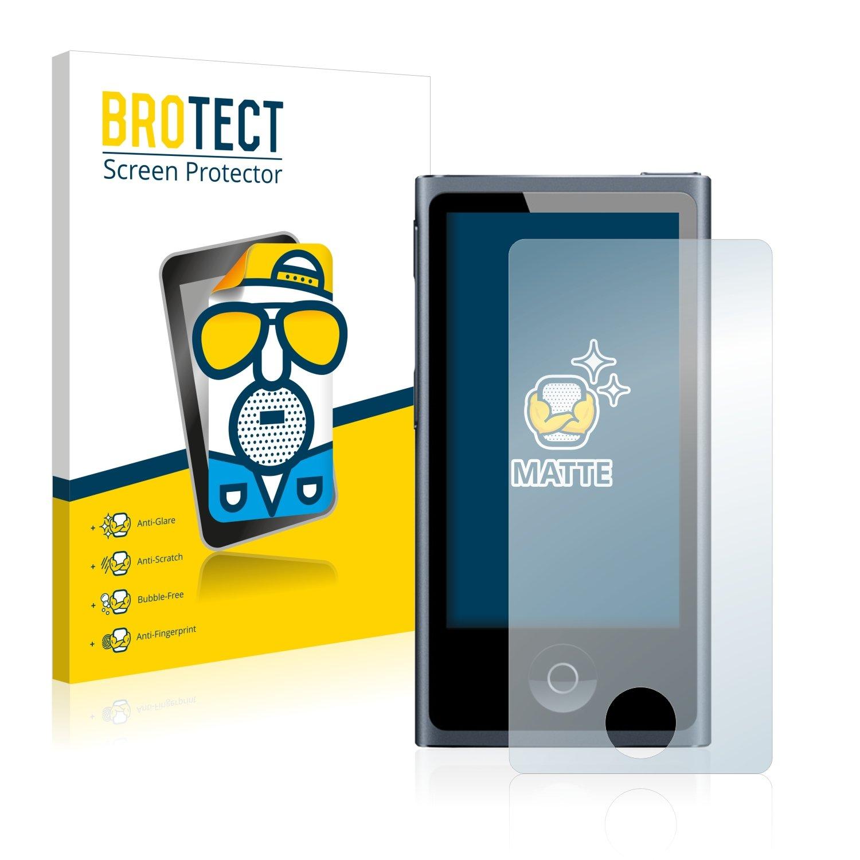 - Film Protection Ecran Mat 2 Pi/èces brotect Protection Ecran Anti-Reflet Compatible avec Apple iPod Nano 2012 7/ème g/én/ération