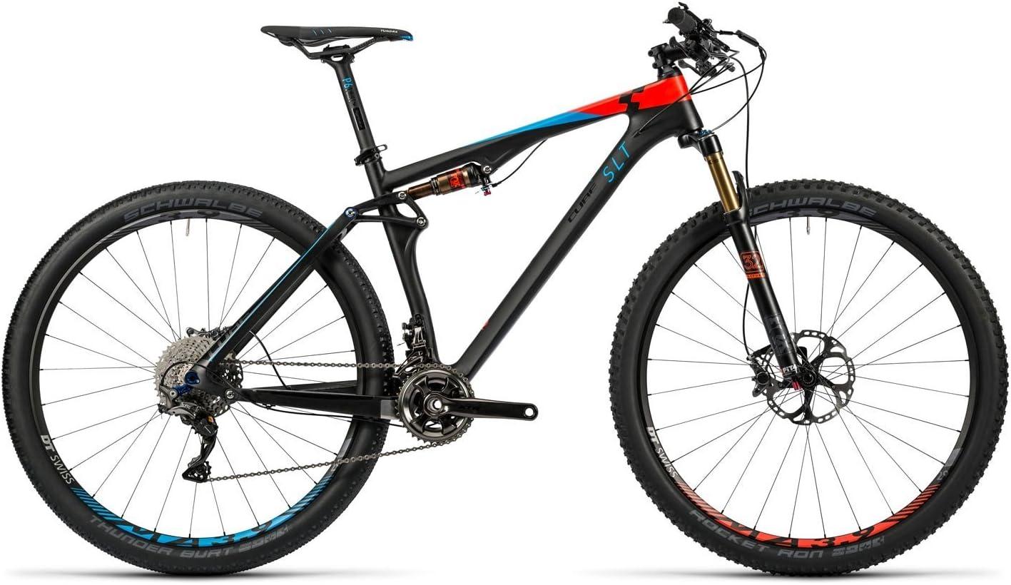 Cube AMS 100 C: 62 SLT 29R TWEN tyniner Mountain Bike 2016 (tamaño ...