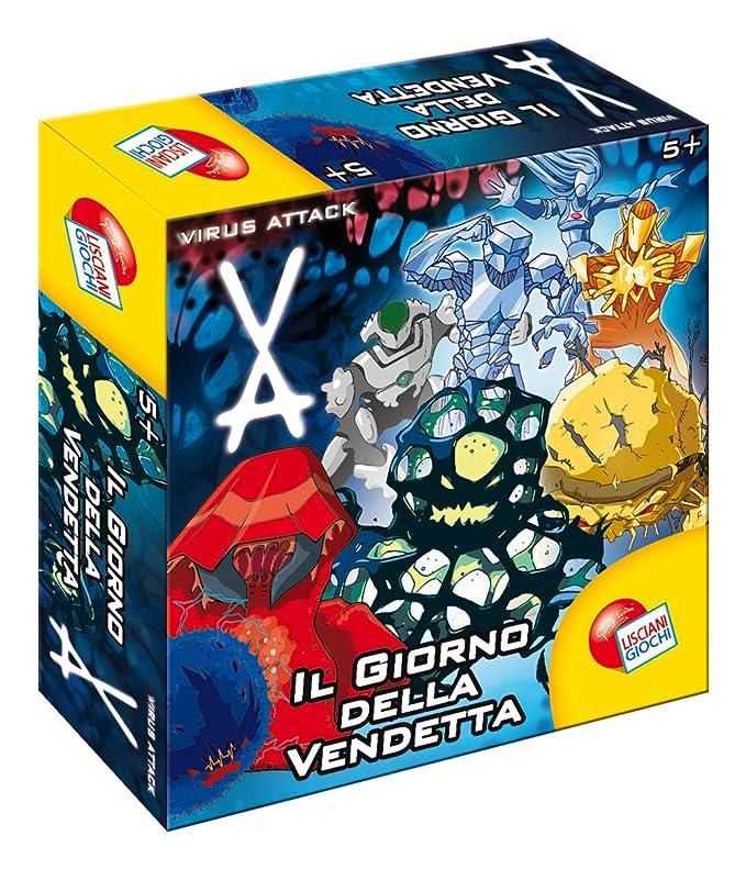 Liscianigiochi 35861 Virus Attack Il Giorno Della Vendetta - Juego ...