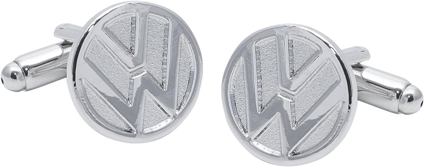 Cheesy Cufflinks Herren Manschettenknöpfe Mit Volkswagen Logo Schmuck