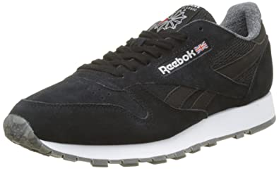 Vendita Reebok Classic Leather Sneakers Blu Uomo