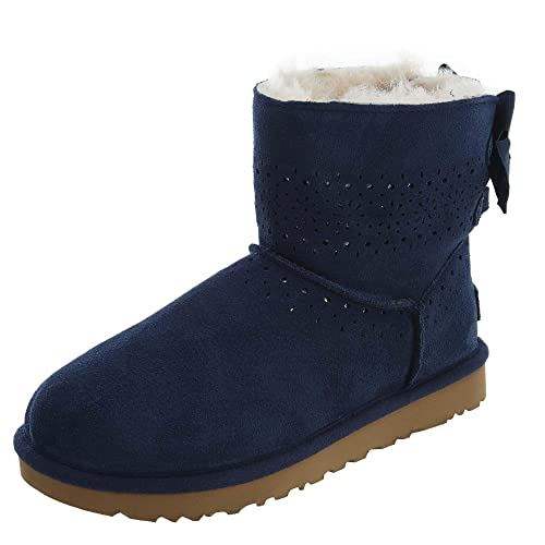 UGG Boots Dae Sunshine Perf - Navy, Size:7.5 UK
