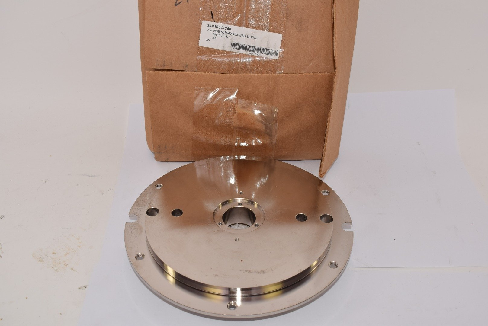 Tidland Maxcess 585940 Automatic Slitter Blade Cartridge Hub