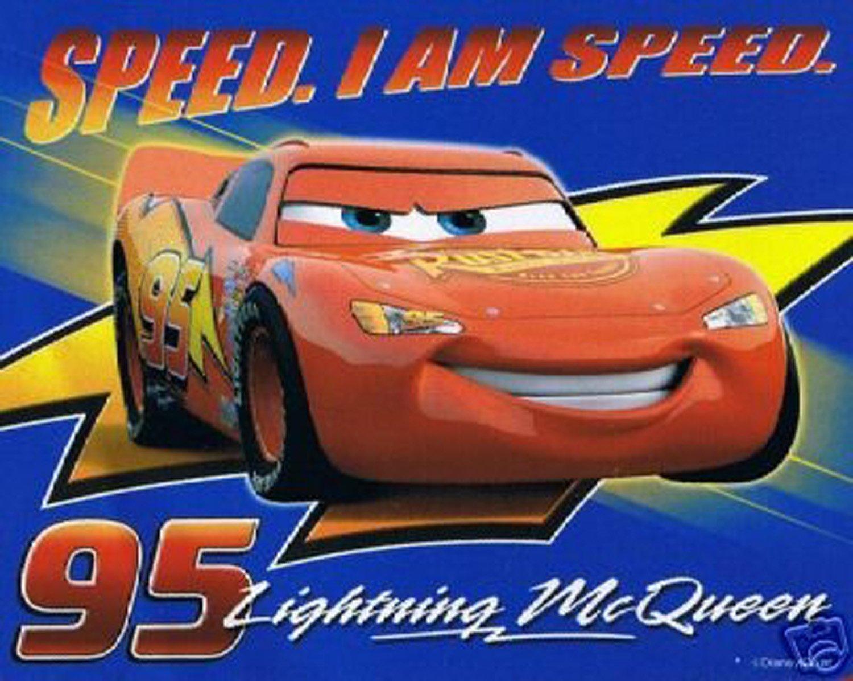 Felices compras Disney Kids manta – Lightning Strikes McQueen manta de de de forro polar  Entrega gratuita y rápida disponible.