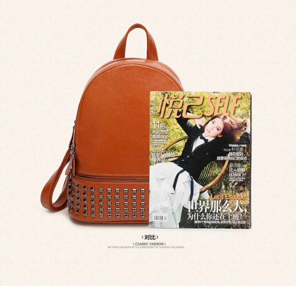 Zlk Backpack WomenS Bag Casual Backpack Fashion Simple And Versatile