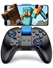 BEBONCOOL Android Controller, Wireless Game Controller Gamepad mit Clip Handy Controller für Android Handy/Tablet/TV Box/Gear VR/Emulator