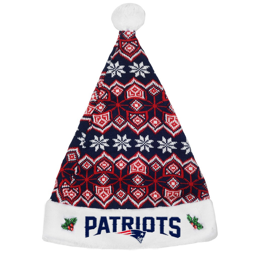 NFL Official Christmas Ugly Santa Hat