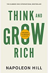 Think and Grow Rich (English) Kindle Edition