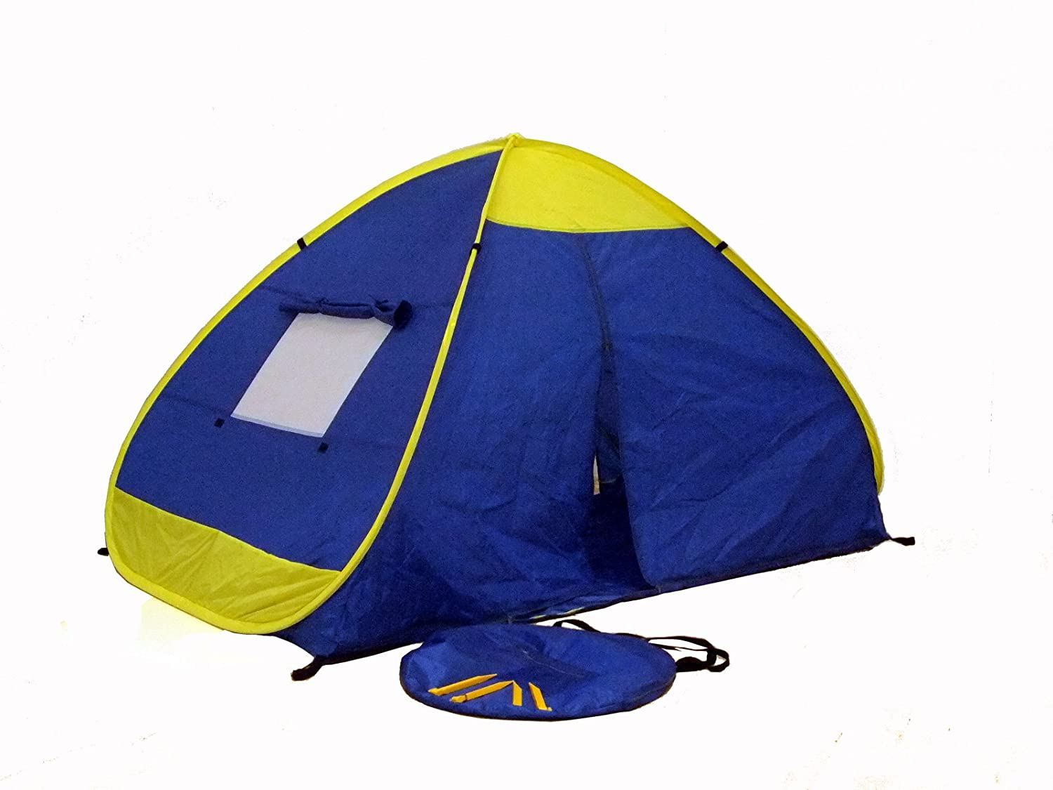 Amazon.com  Pop up outdoor family tent (4 Panels)  Instant Tent  Sports u0026 Outdoors  sc 1 st  Amazon.com & Amazon.com : Pop up outdoor family tent (4 Panels) : Instant Tent ...