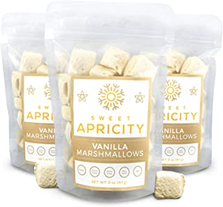 product image for Vanilla Marshmallows, AIP and Paleo Friendly, Trio Pack - Sweet Apricity