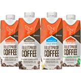 Bulletproof Coffee Cold Brew- Help Promote Energy Without the Sugar Crash, Ketogenic Diet, Sampler Pack (4 Pack)