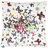 Christian Lacroix - Coussin Butterfly Parade Opalin by Christian Lacroix