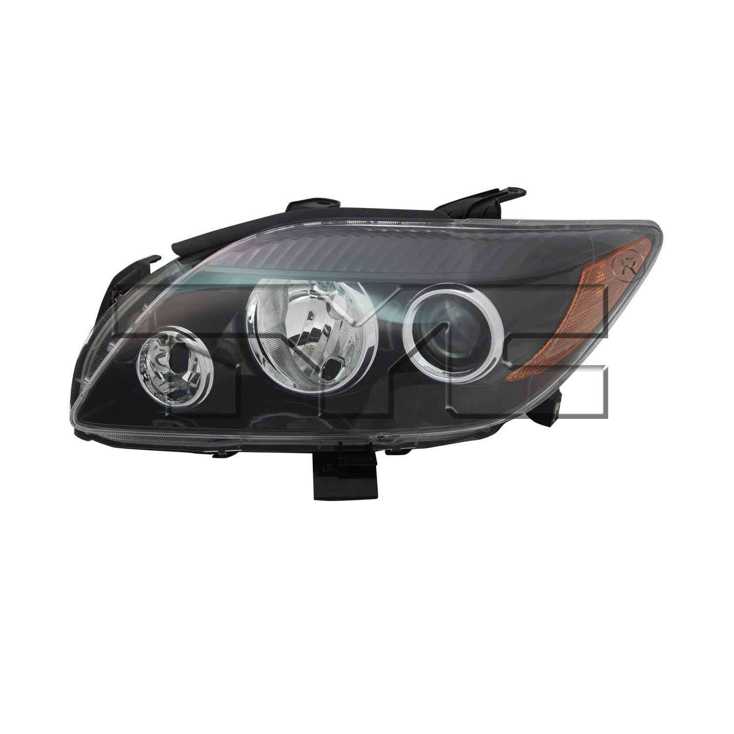 1 Pack TYC 20-9127-01-1 Replacement front/_right Head Lamp SCION TC