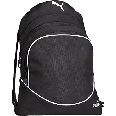 Puma Soccer Ball Carrysack Black well-wreapped
