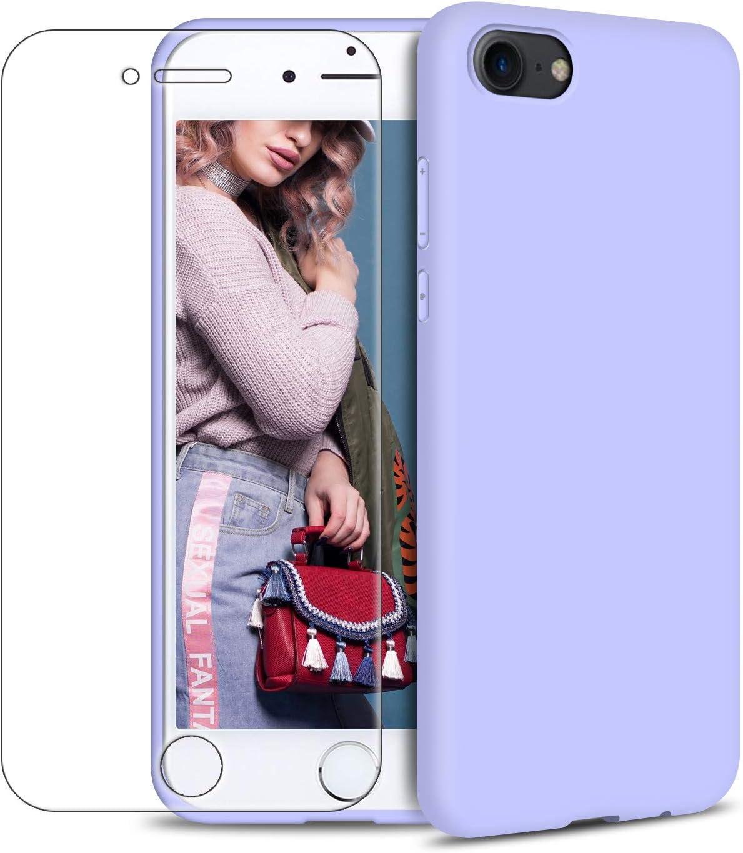 Ukayfe Custodia iPhone 6S Plus Cover iPhone 6 Plus 360 Grad Custodia per iPhone 6//6S Plus UltraSlim di Colorato Brillantini Bling Glitter Polveri Disegni Copertura Cover Case Protettiva-Rosa