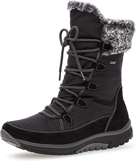 Gabor Damen Rollingsoft Hohe Stiefel: : Schuhe