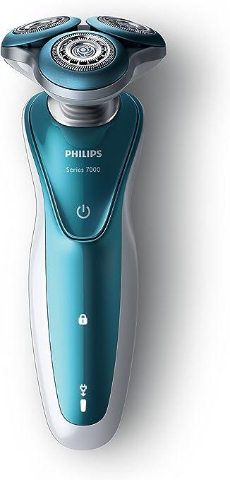 Philips S7370/12 - Afeitadora eléctrica, afeitar en seco y húmedo ...